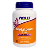 Мелатонин (Melatonin), 3 мг, 60 капс
