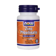 Zinc Picolinate, 50 мг 60 капсул