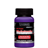 Melatonin 100% Premium 3mg 60капс